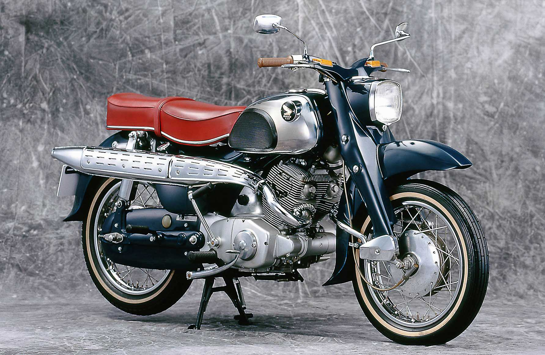 HONDA C71 (1959-1961)