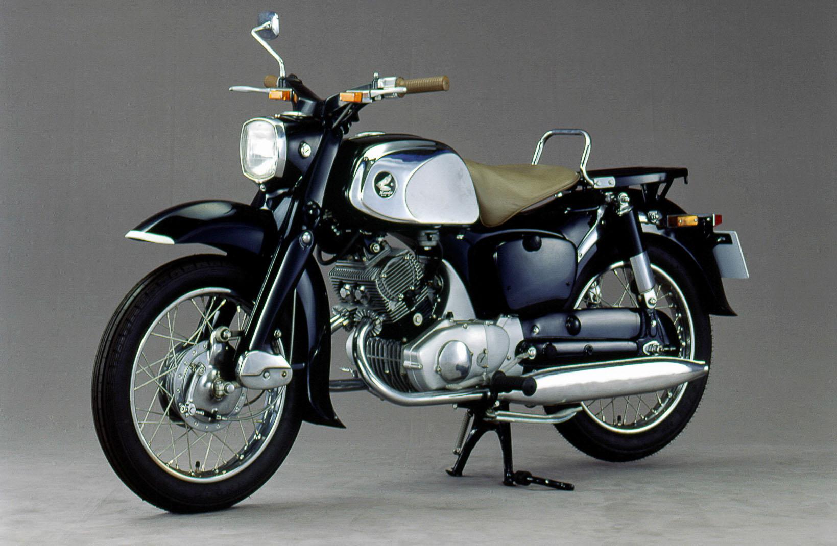 HONDA C90/C92 (1959-1964)