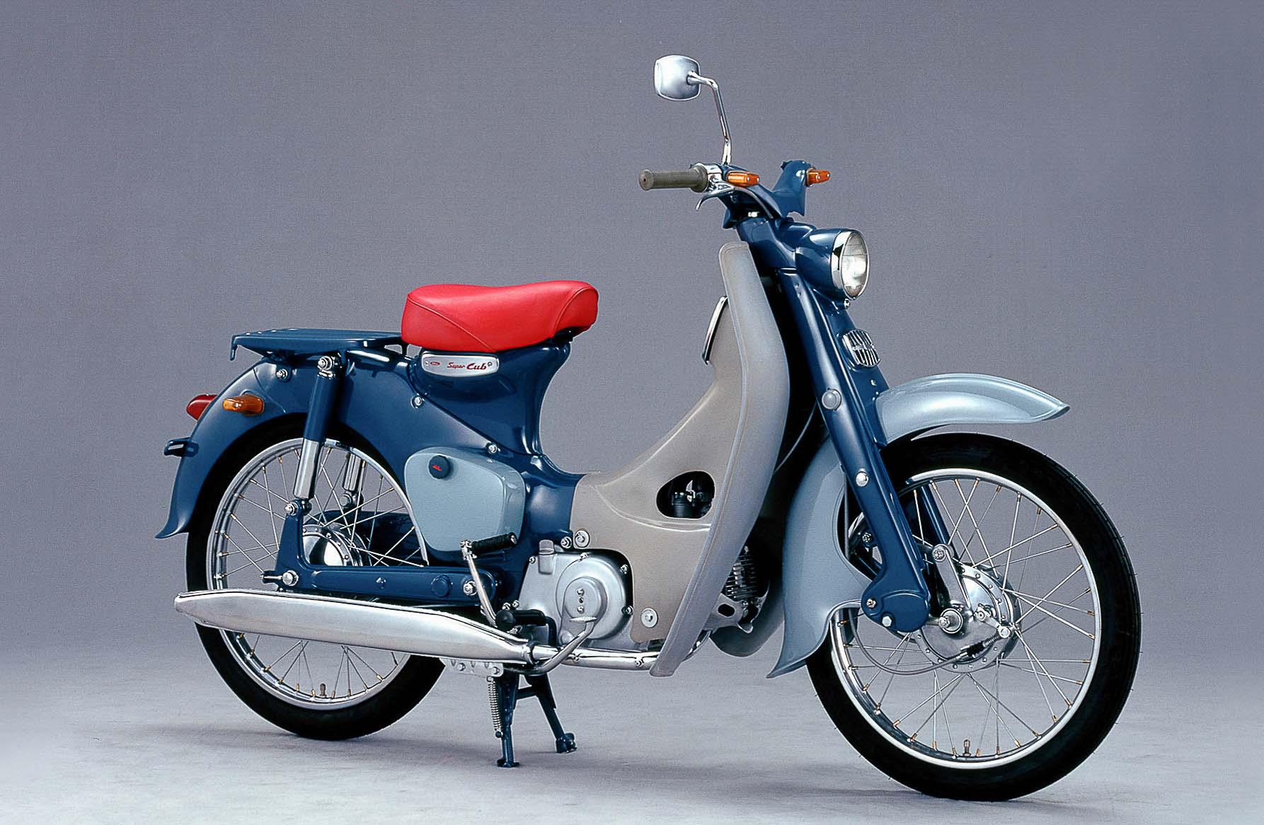 Honda C100 (1958-1967)