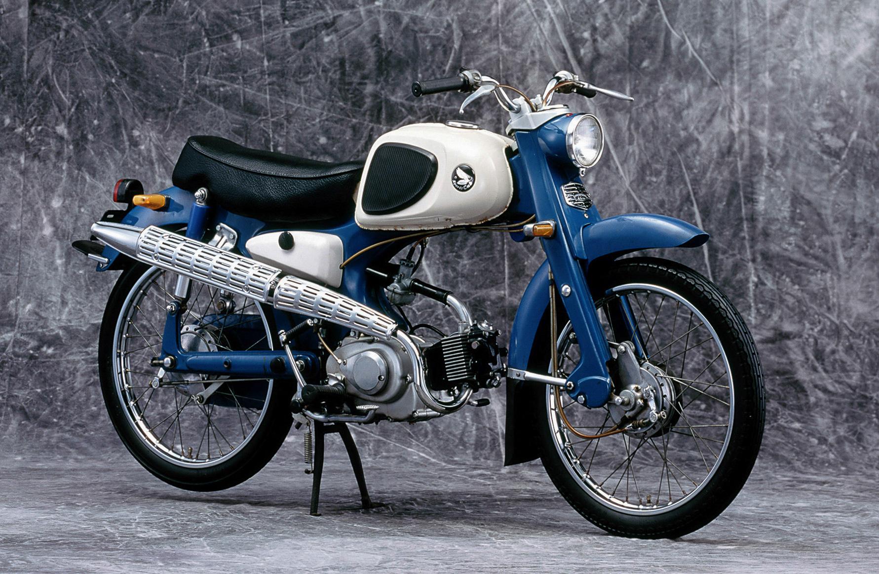 Honda C 110 Sport Cub