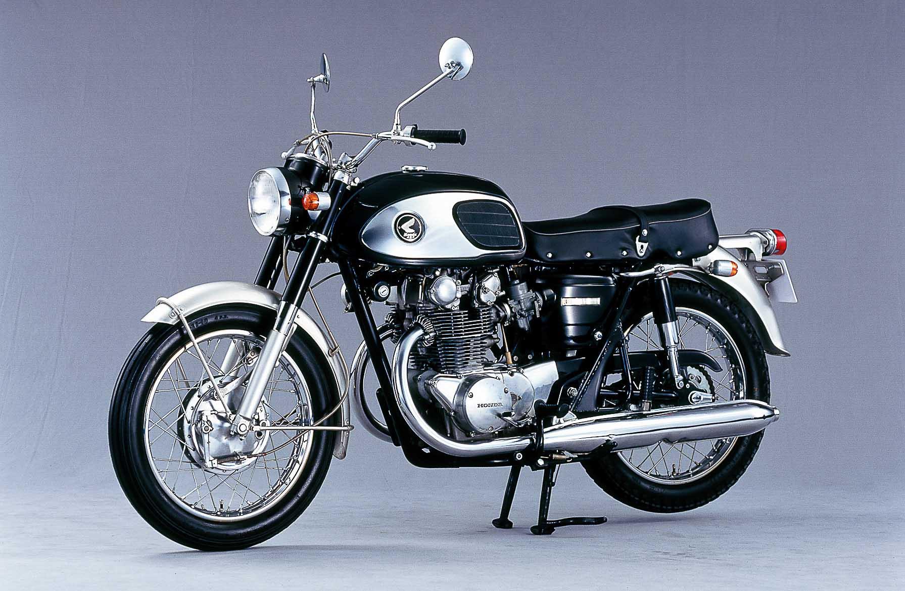 HONDA CB 450 (1965-1975)