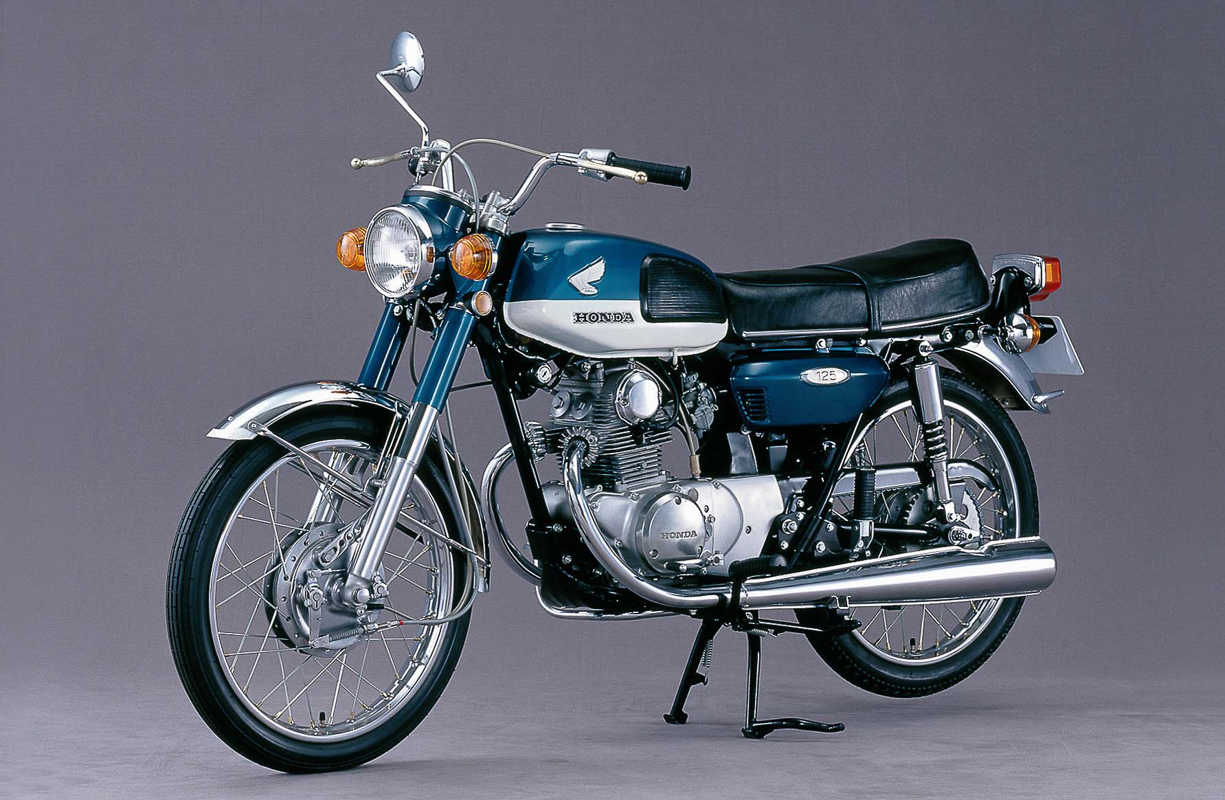 HONDA CB 125K (1965-1976)