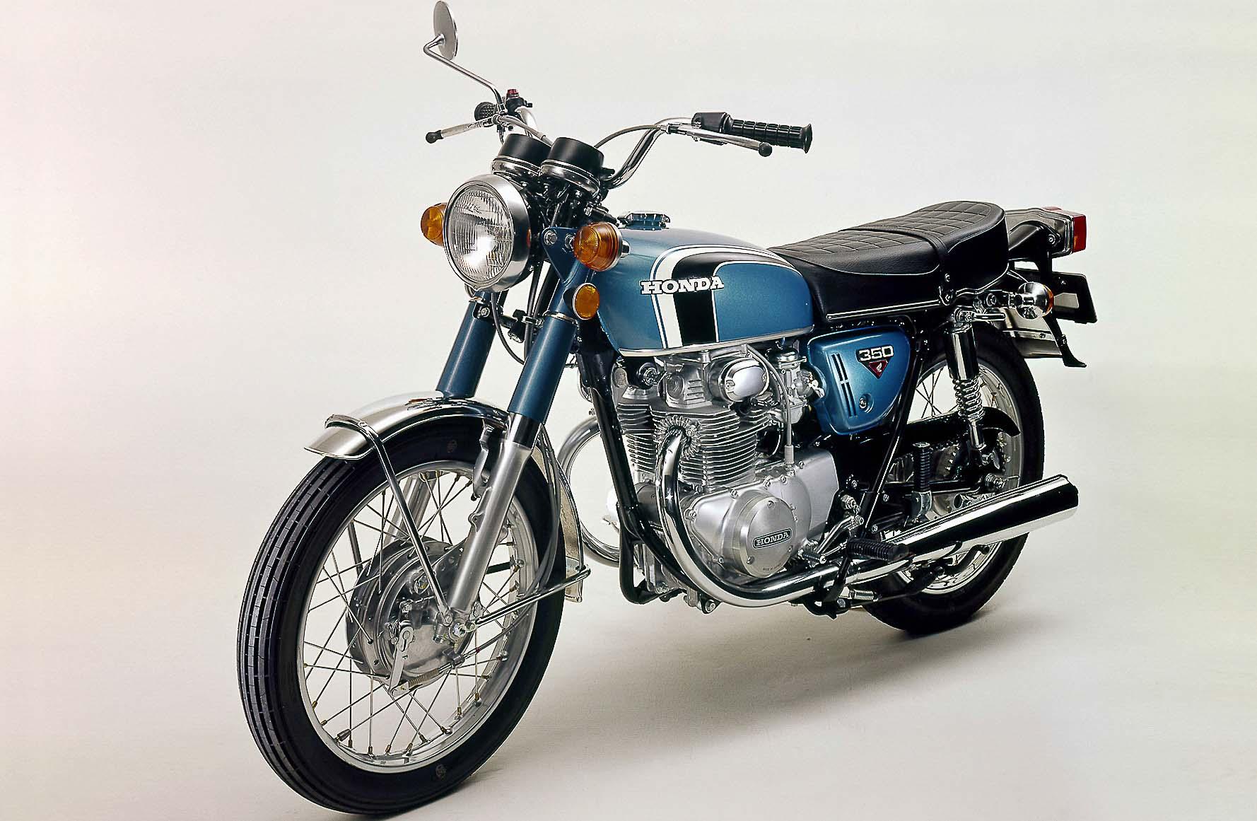 HONDA CB 350K (1968-1973)