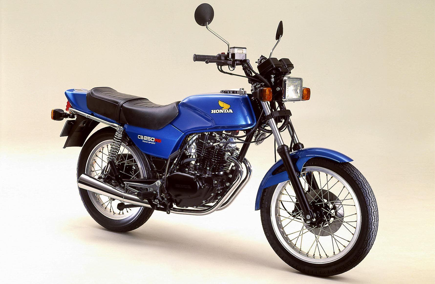 HONDA CB 250RS (1980-1985)