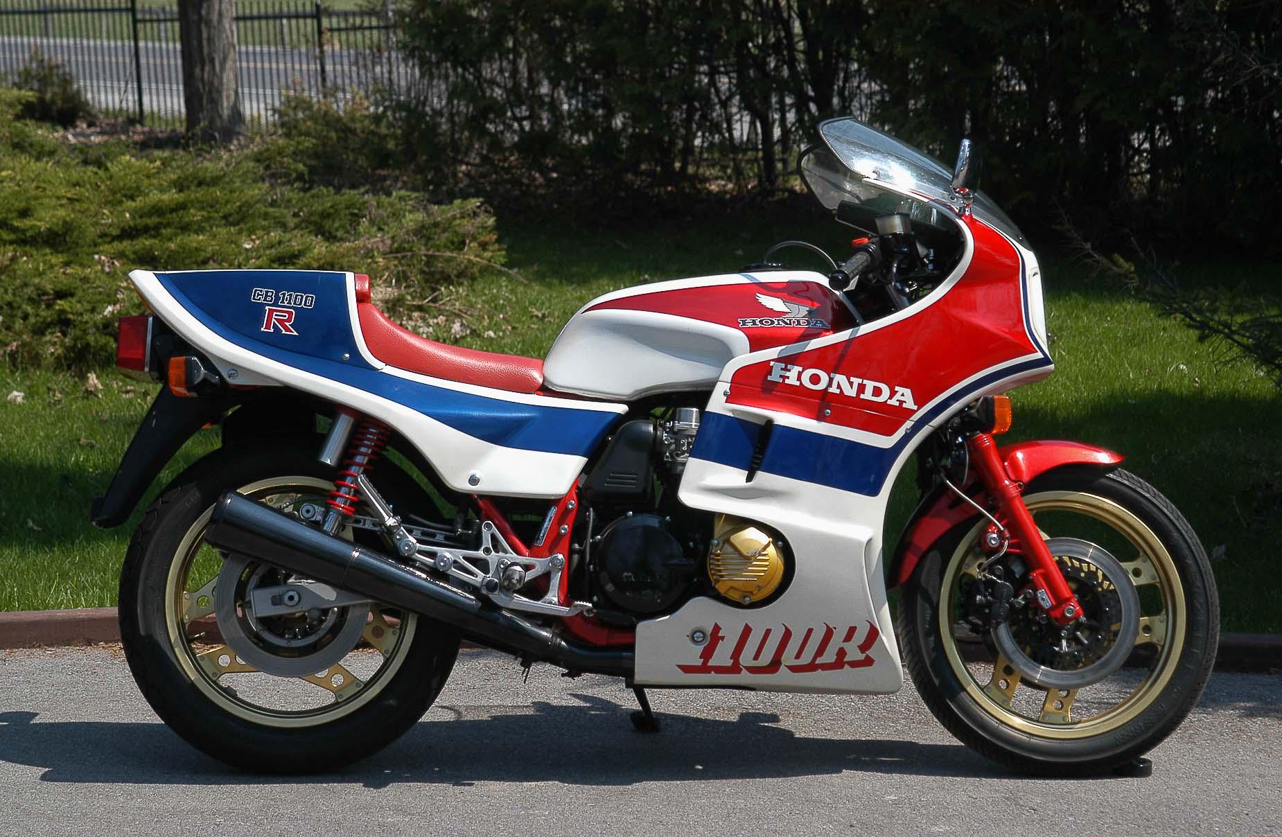 HONDA CB 1100R (1980-1984)