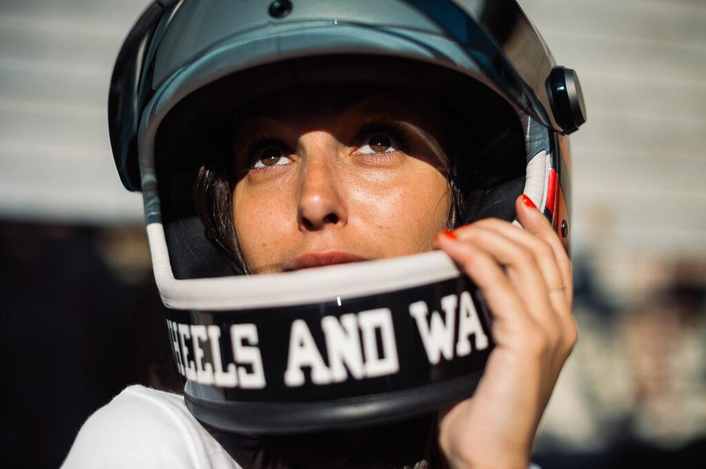 9 der 50 limitierten Hedon Helme können gewonnen werden