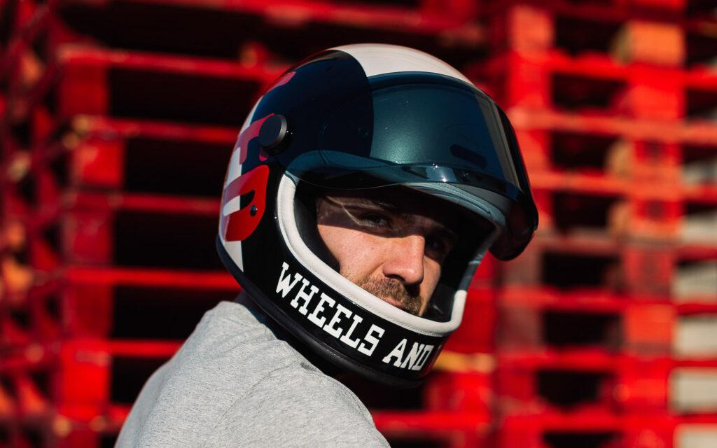 Limited Edition: Hedon Helm in Zusammenarbeit mit Indian Motorcycle und Wheels & Waves