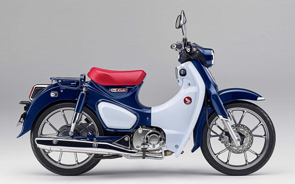 Im Oktober 2018 erschien die Neuauflage der Honda Super Cub 125