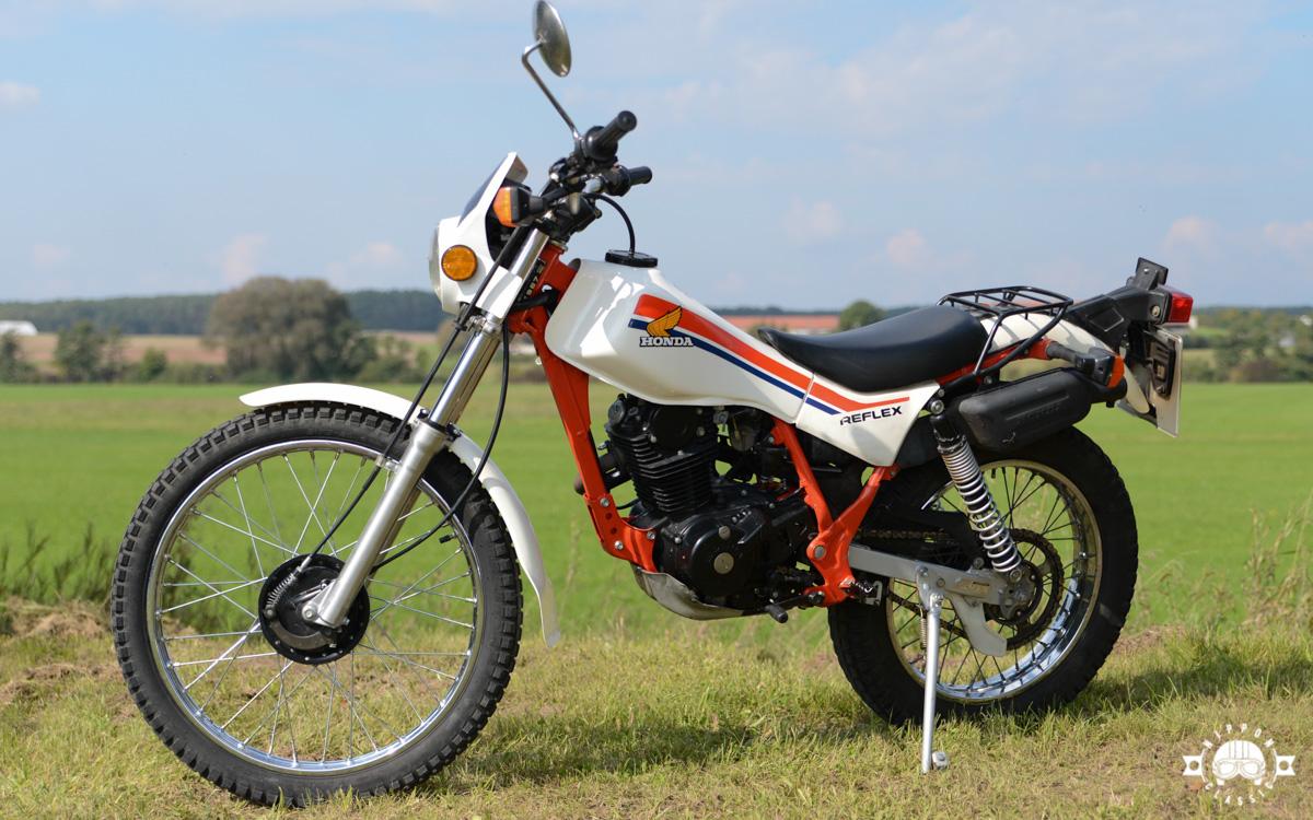 HONDA TLR 200 (1986-1987)