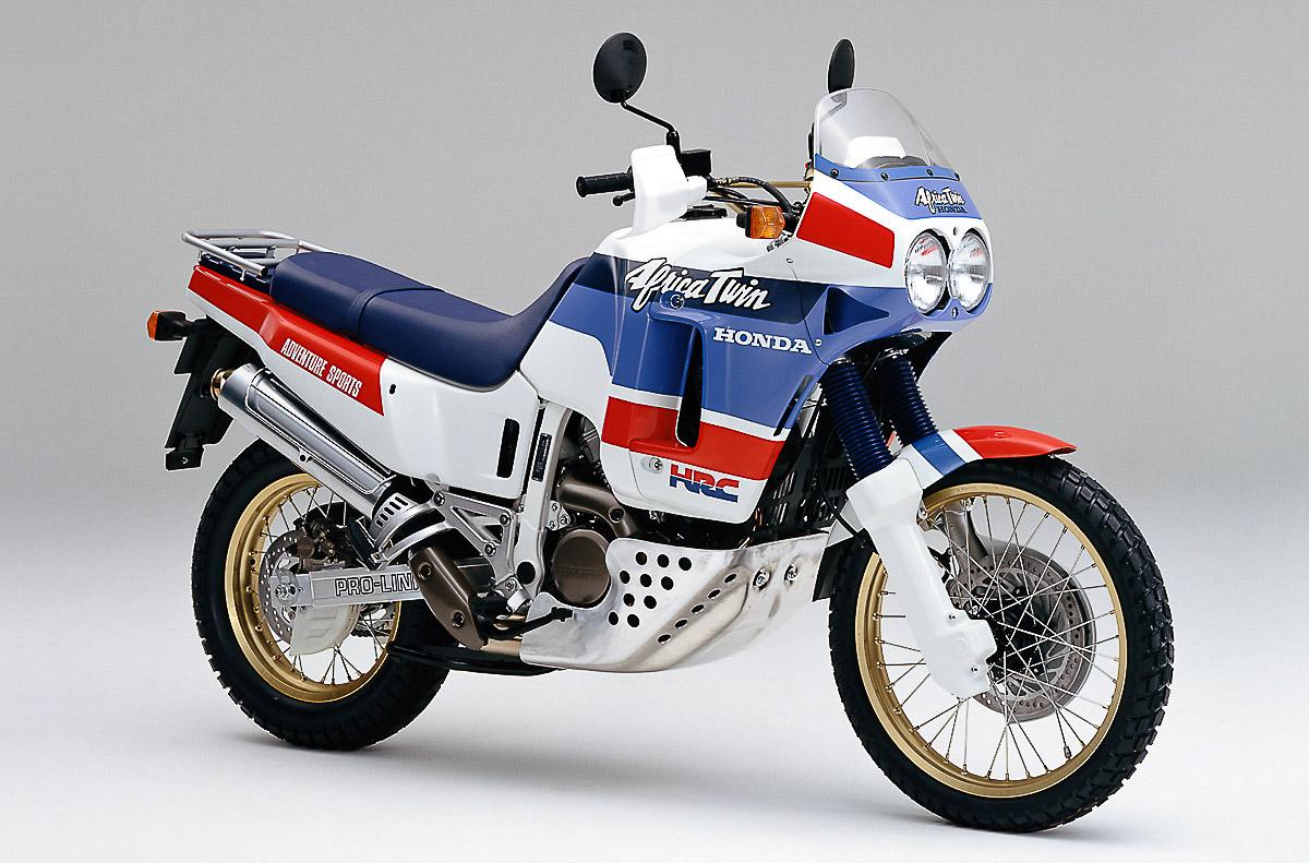 HONDA XRV 650 (1988-1989)