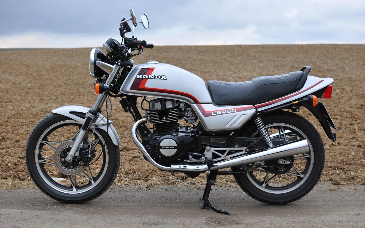 HONDA CB 450N (1984-1986)