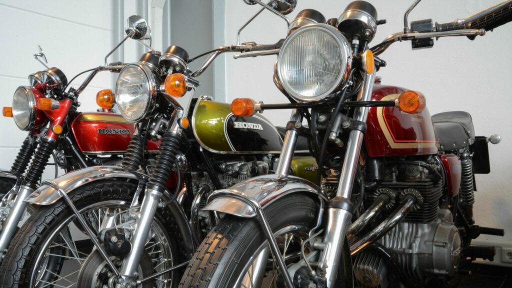 Honda CB Four Baureihe