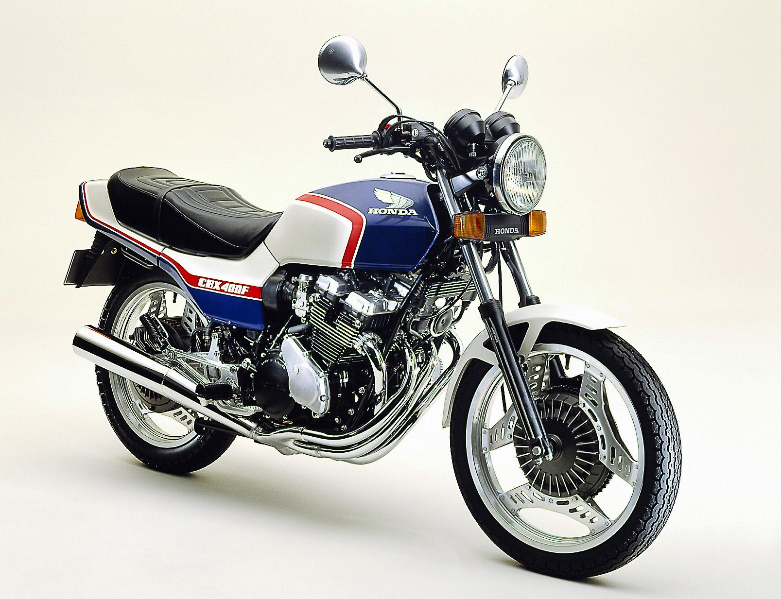 HONDA CBX 400F (1981-1984)