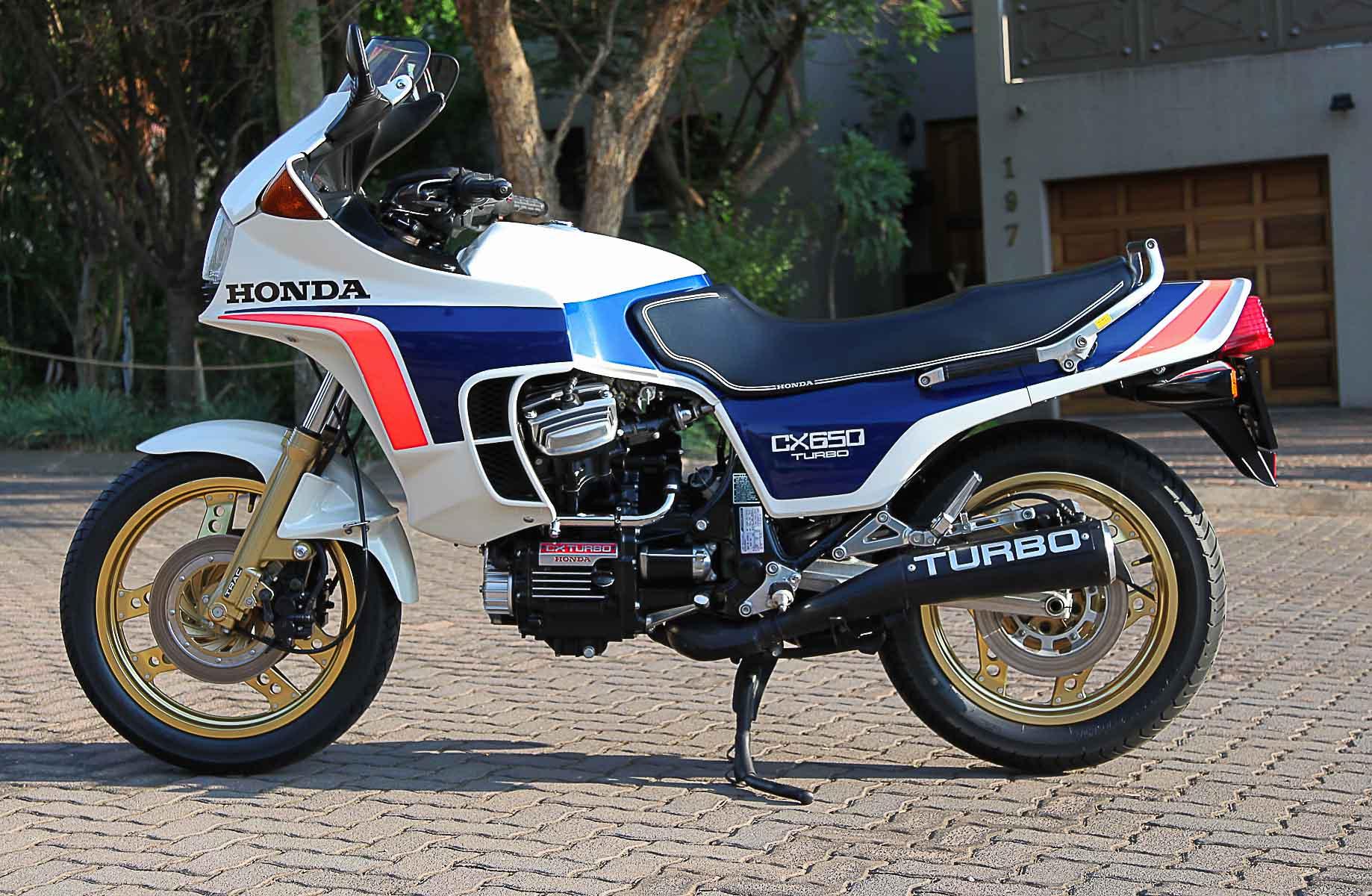 HONDA CX 650 (1982-1985)