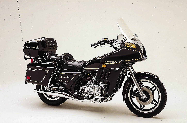 HONDA GL 1100 (1980-1984)