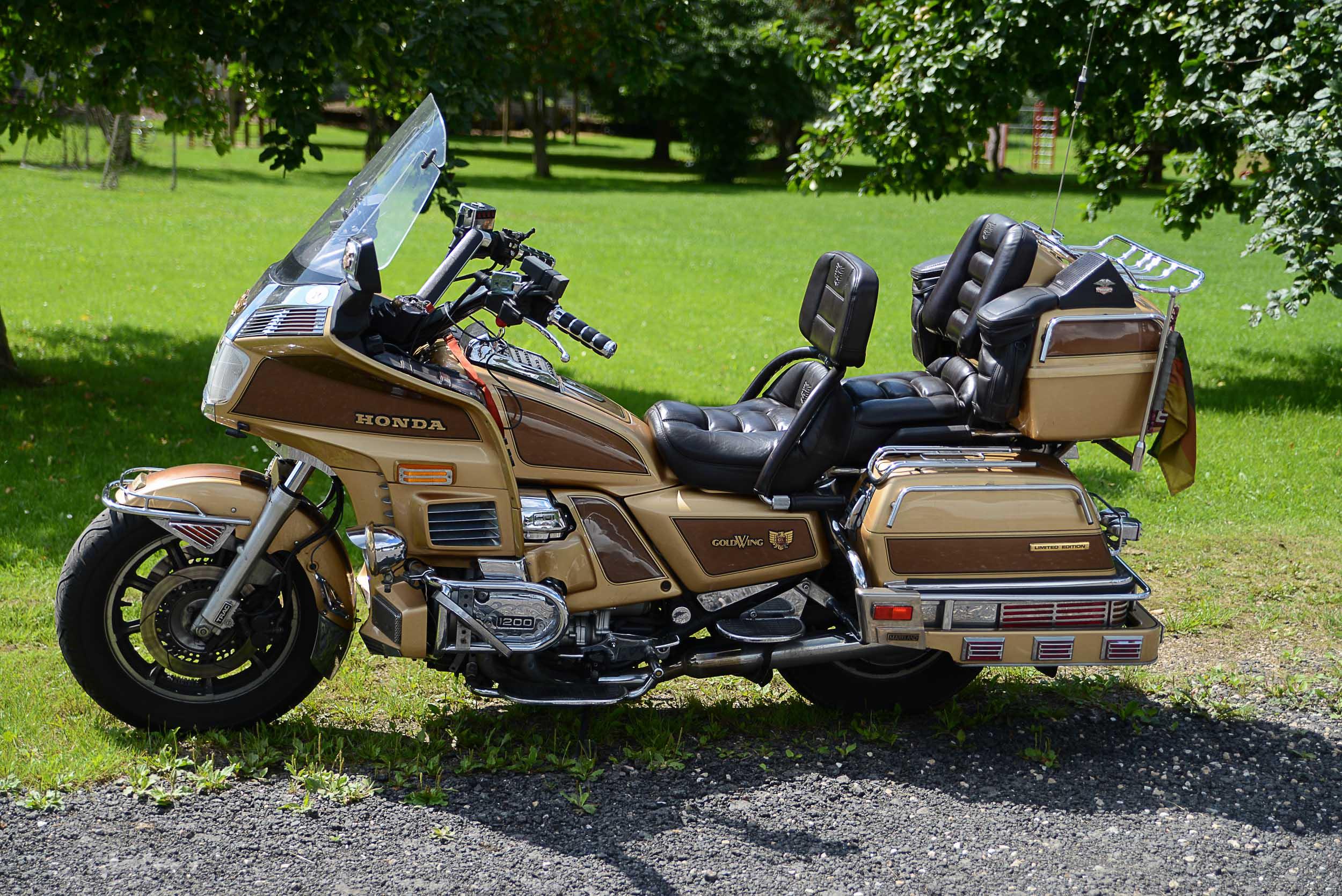 HONDA GL 1200 (1984-1988)