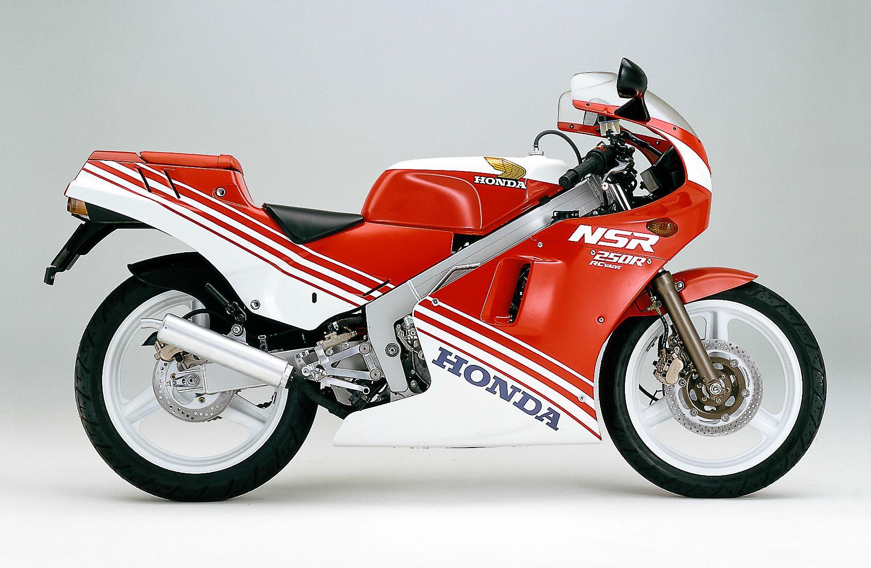 HONDA NSR 250 (1985-1987)