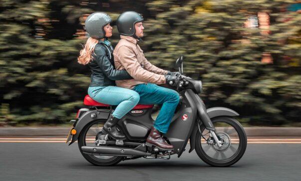 Großes Update der Honda Super Cub 125 für 2022