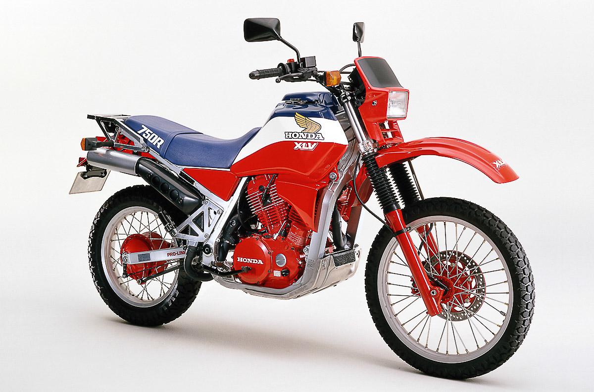HONDA XLV 750 R (1983-1986)