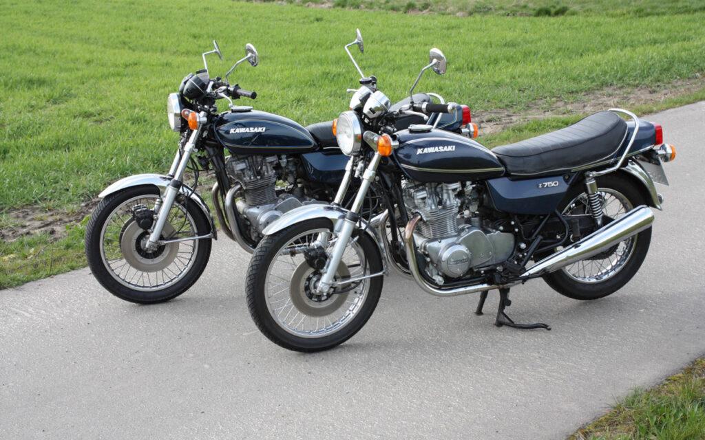 Kawasaki Z750 B