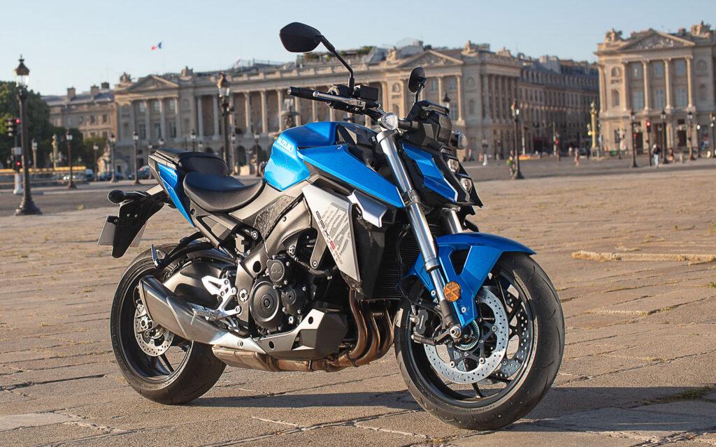 Der 999-ccm-Motor der GSX-S 950 wird auch in anderen Suzuki-Modellen verbaut