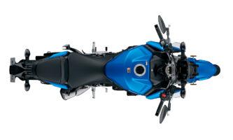 Die Suzuki GSX-S 950 kommt Mitte September 2021 auf den Markt