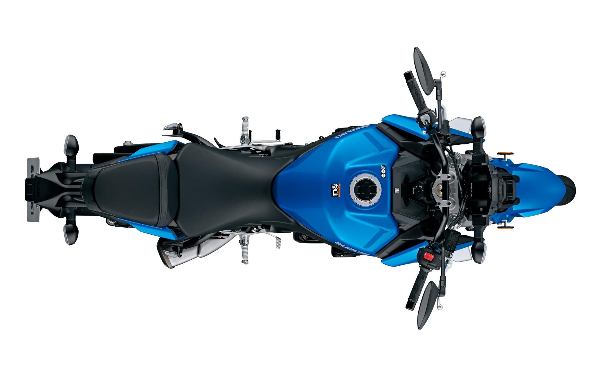 Suzuki GSX-S950 im Modelljahr 2022