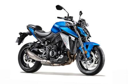Suzuki GSX-S950 Modelljahr 2022