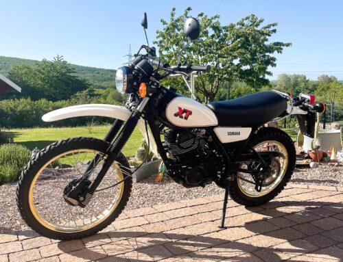 Yamaha XT 250 – wendige Allround-Enduro