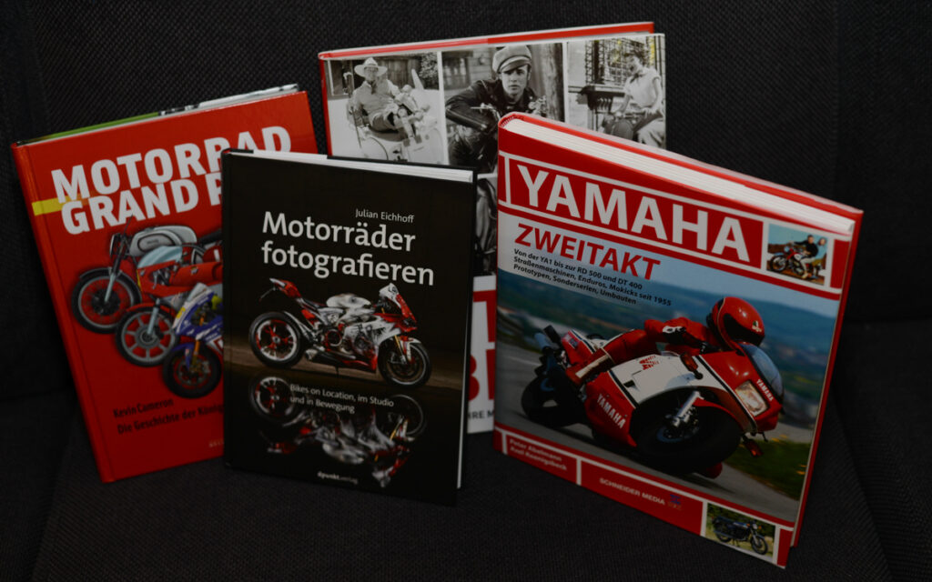 Empfohlene Motorrad Bücher