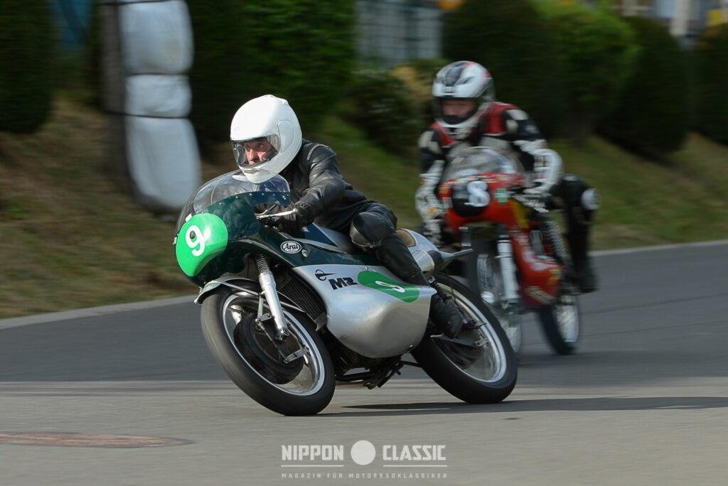 Schottenring Classic Grand Prix - Rennsport mit historischen Motorrädern
