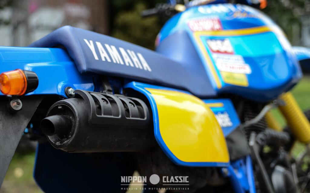 Die wohl Berühmteste aus der Yamaha XT Baureihe: die Ténéré