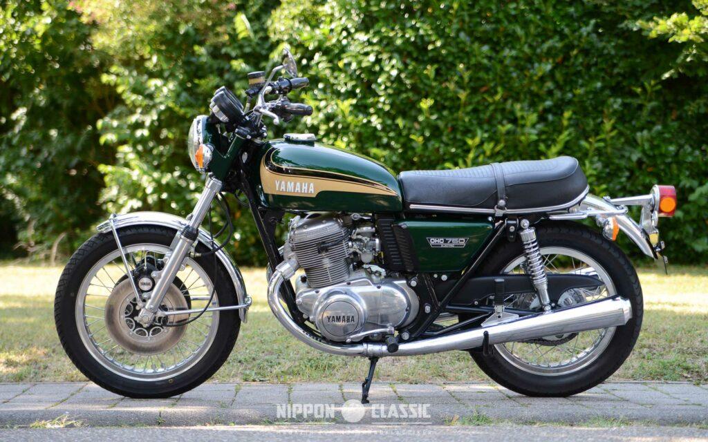 Yamaha TX 750