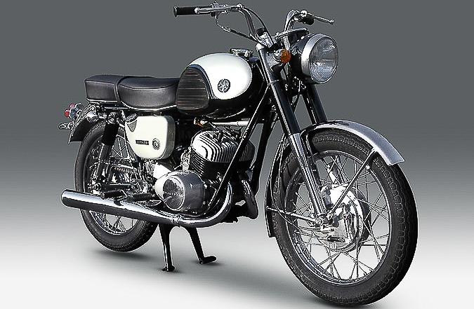 YAMAHA YDS-1- DS6 (1959-1969)