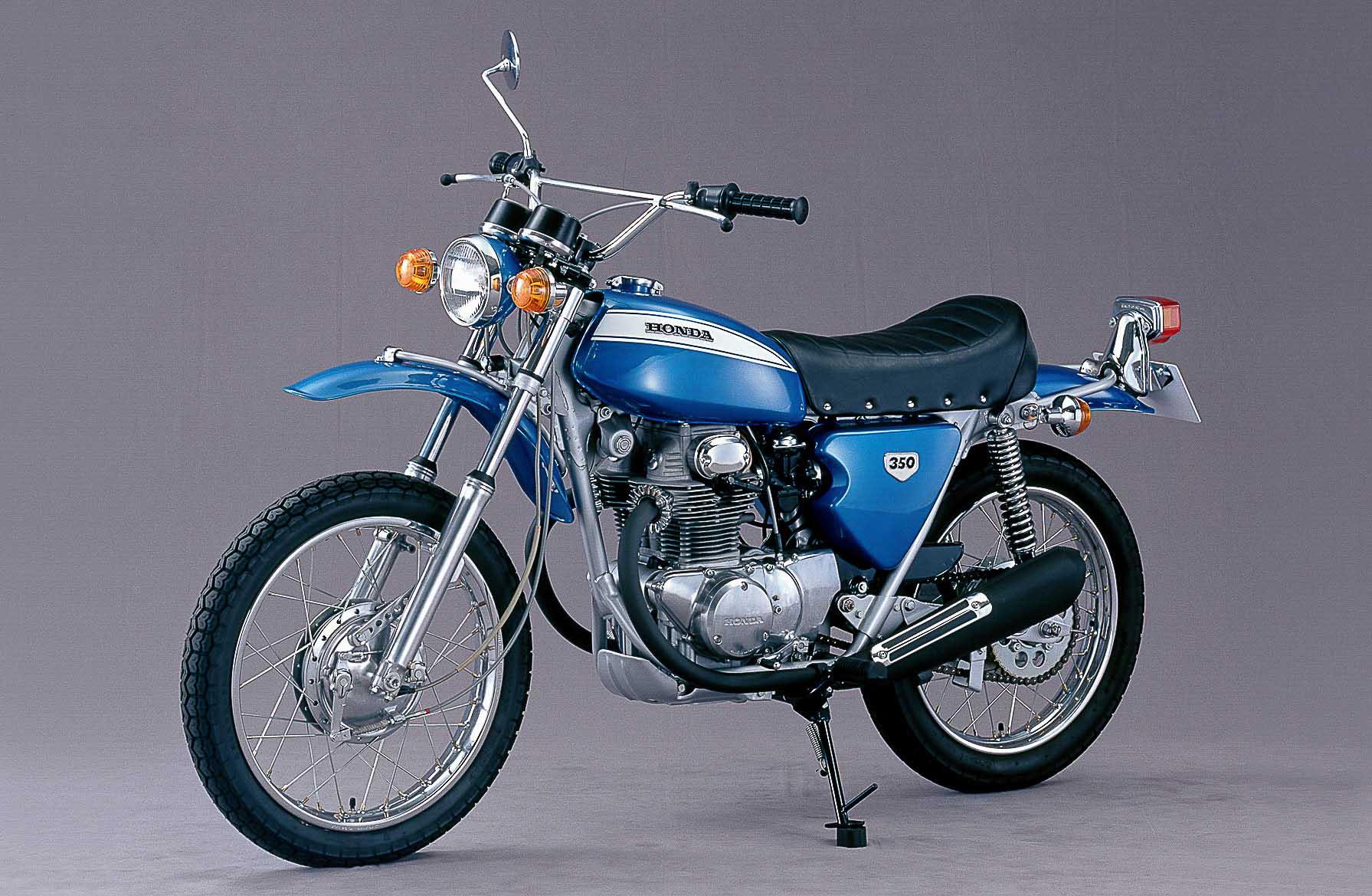 Honda SL 350 (1969-1973