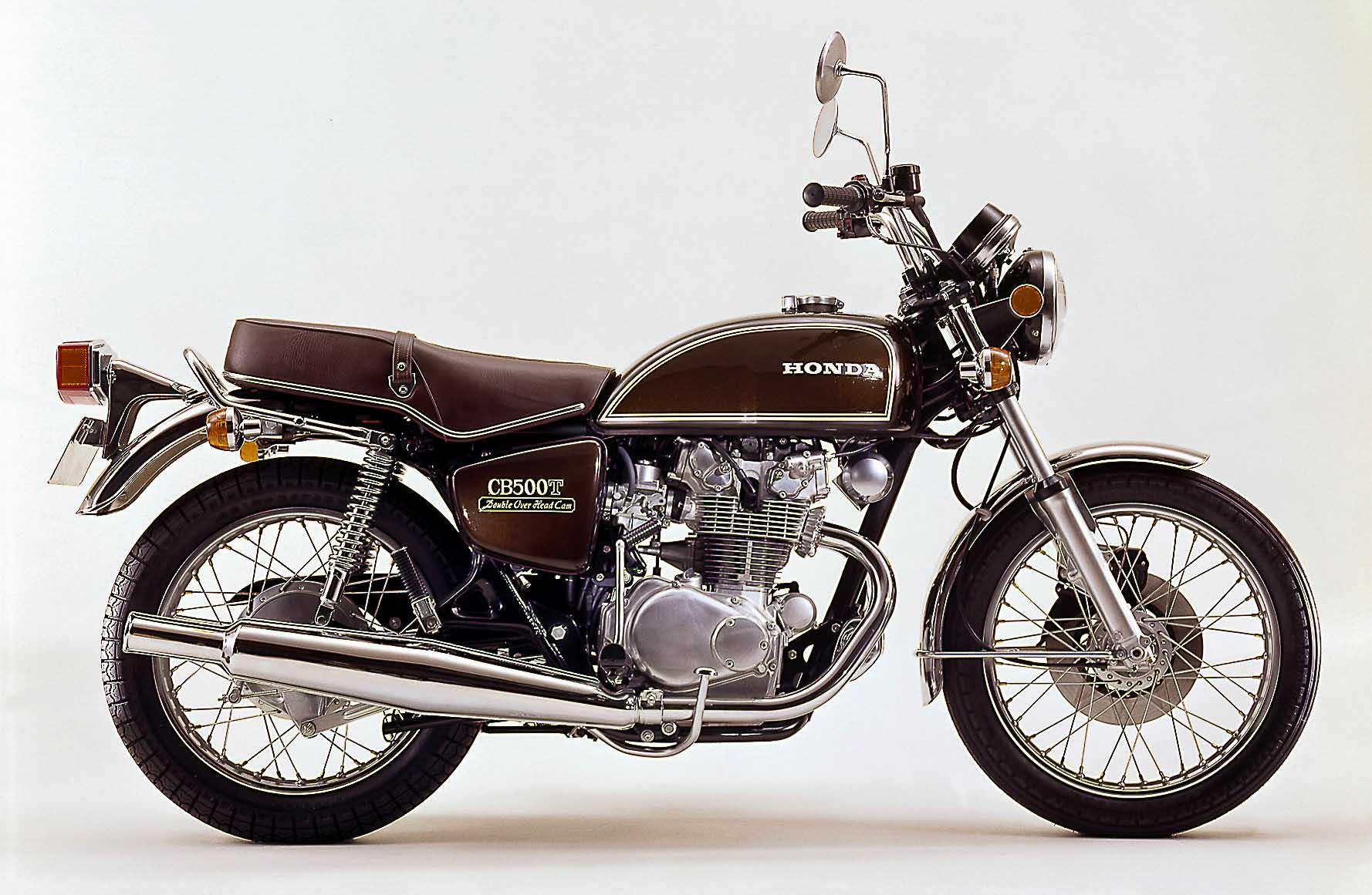 Honda CB 500T