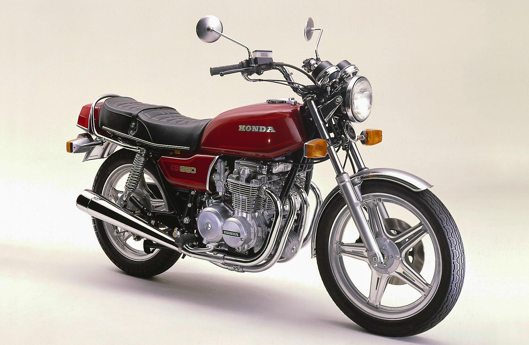 Honda CB 650 Four