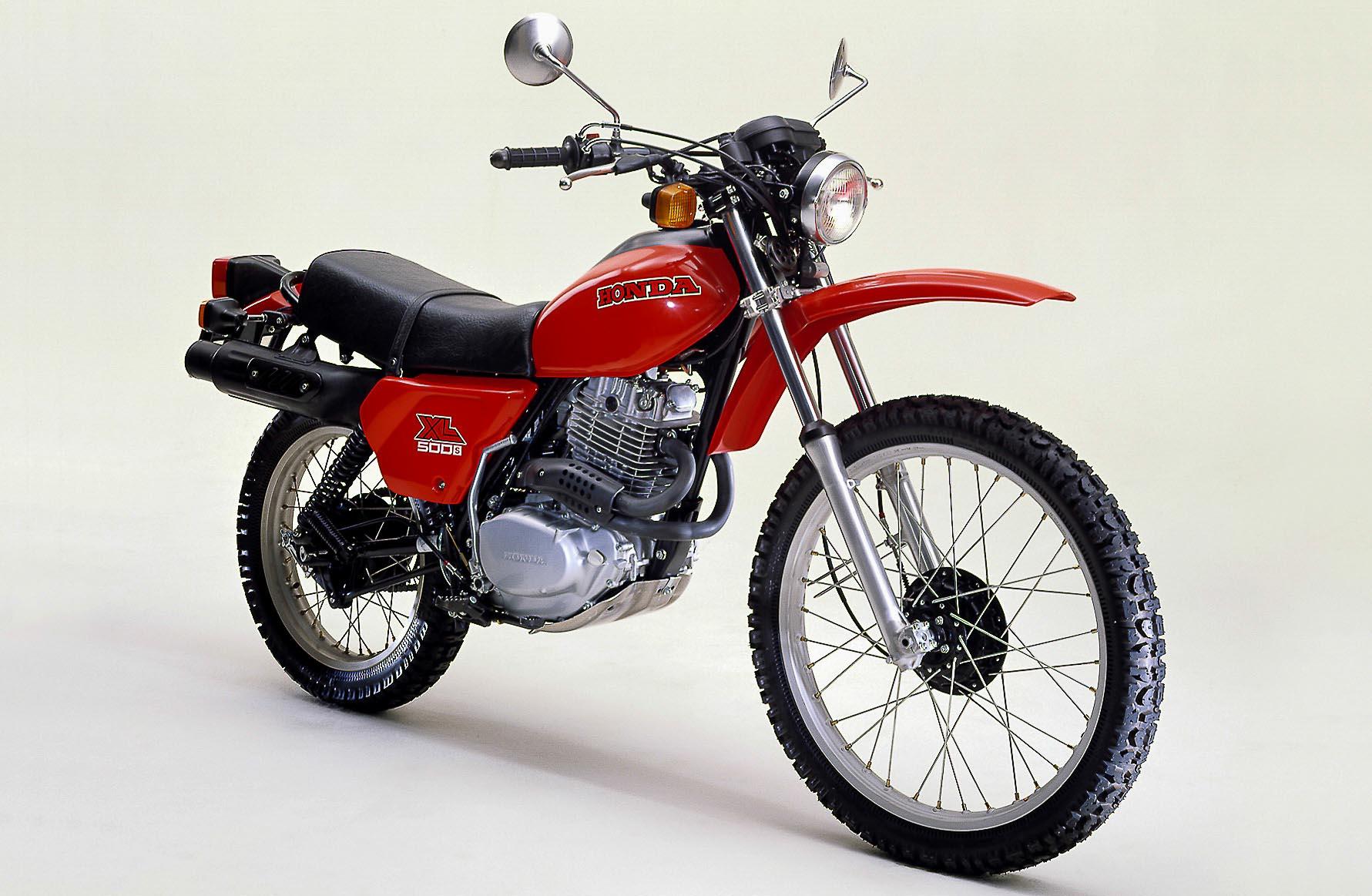 Honda XL 500S