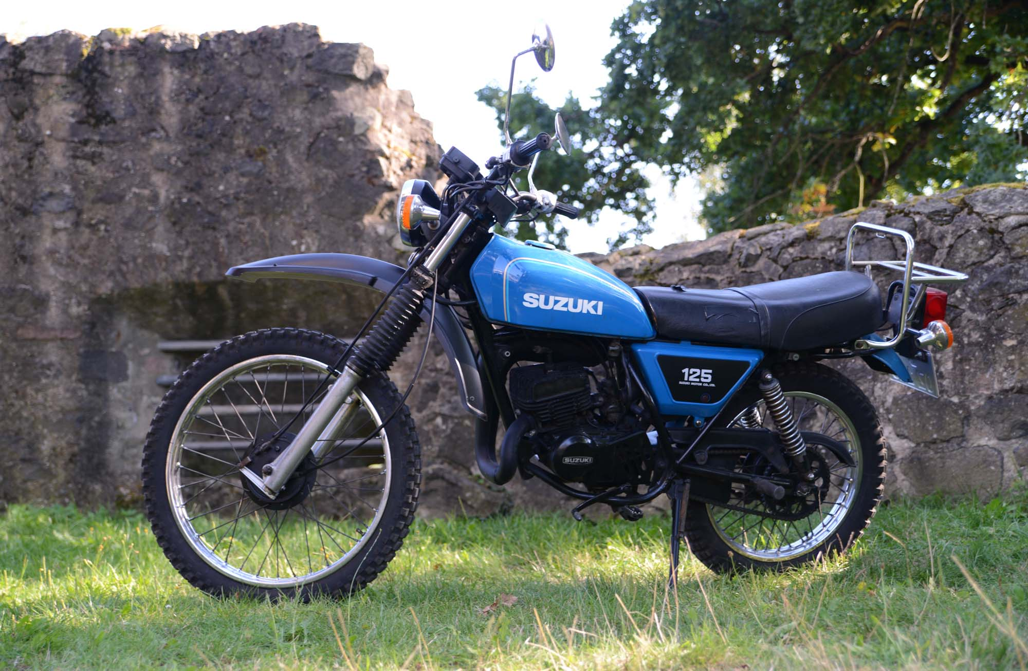 SUZUKI TS 125 (1971 - 1982)