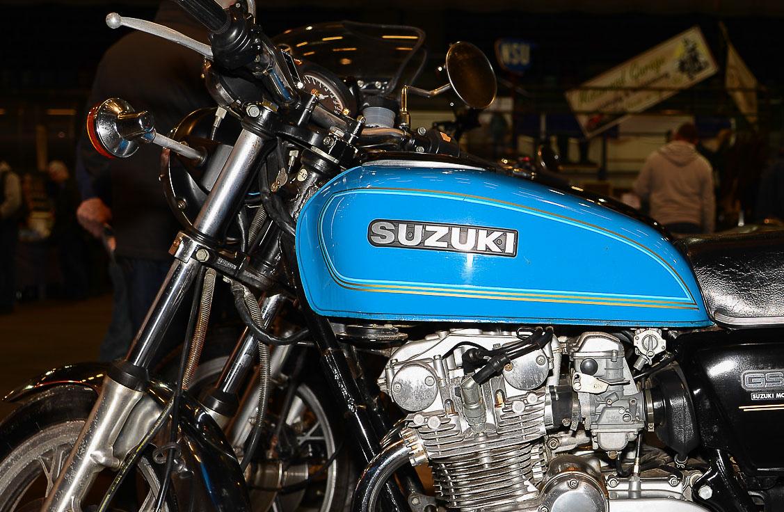 SUZUKI GS 500 (1979 - 1983)