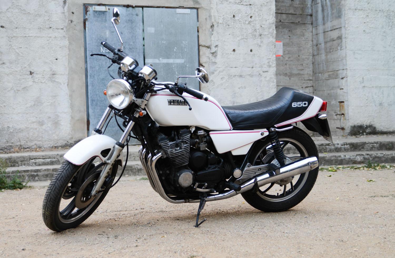 YAMAHA XJ 650 (1980 - 1984)