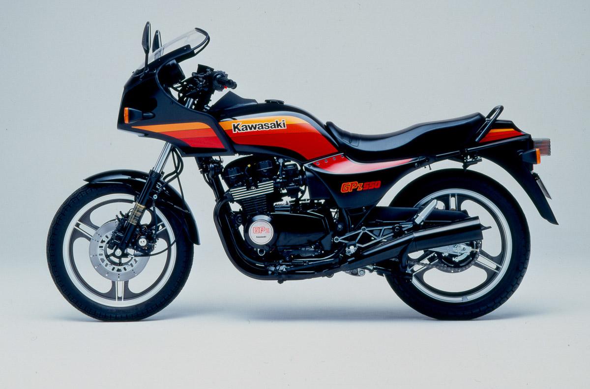KAWASAKI GPZ 550 (1981-1985)