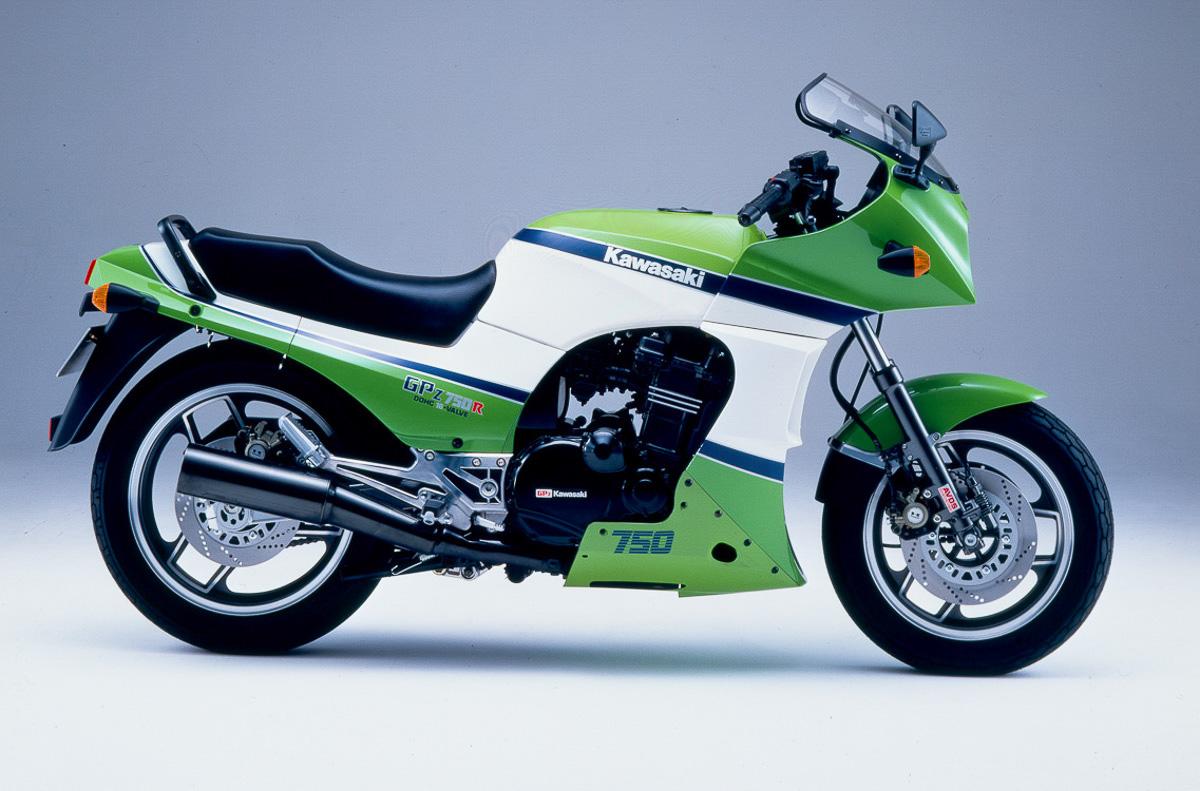 KAWASAKI GPZ 750 R (1984-1986)