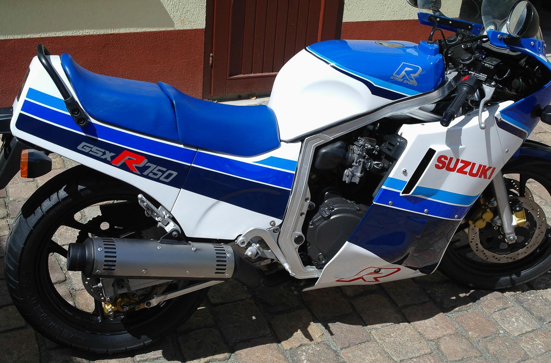 SUZUKI GSX-R750 (1984 - 1988)