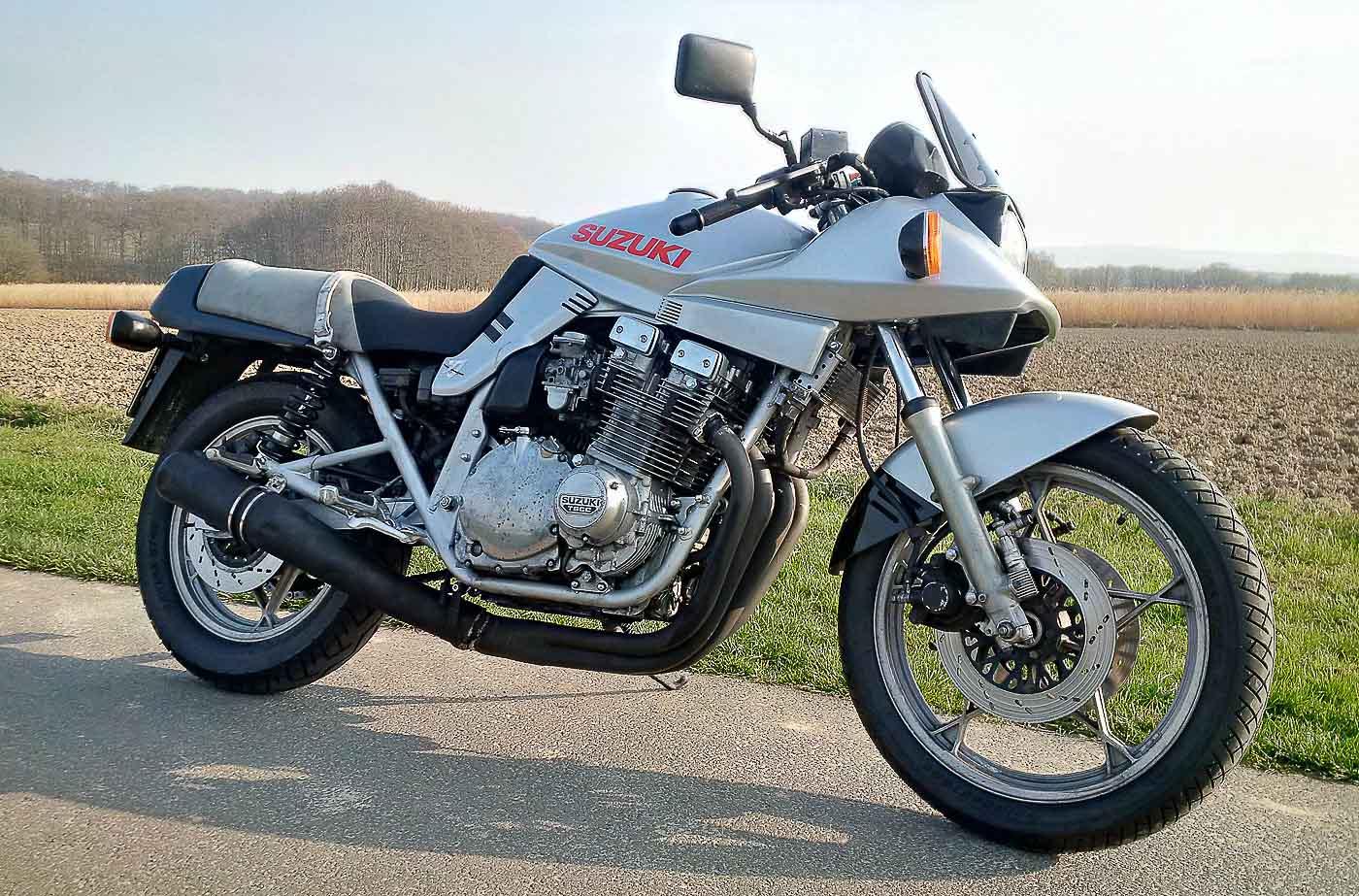 SUZUKI GSX 1100 (1980 - 2000)