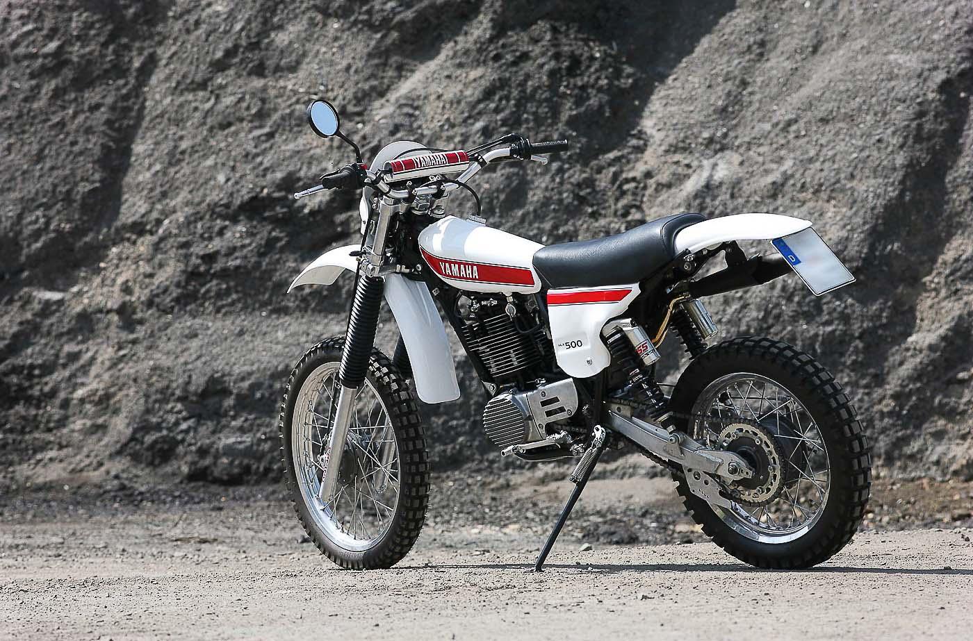 YAMAHA HL 500 (1977 - 1979)