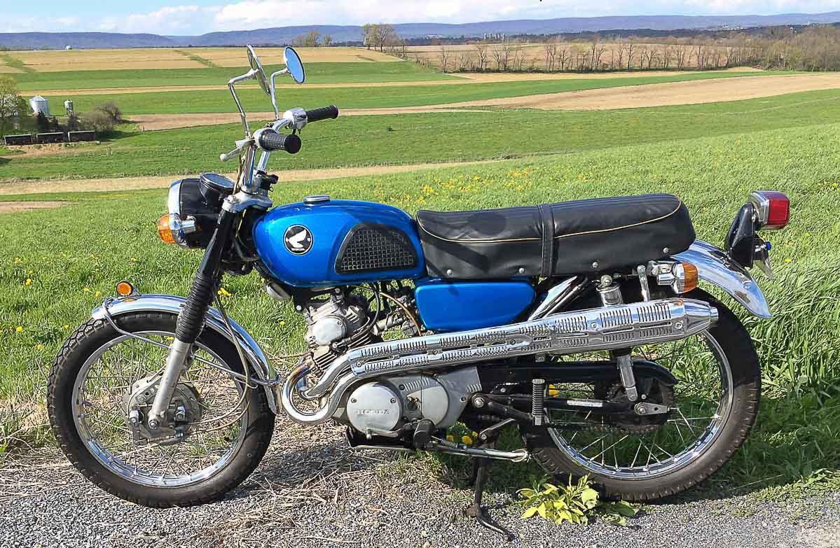 Honda CL 175 K0