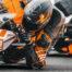 Die KTM RC 125 verspricht viel Fahrspaß