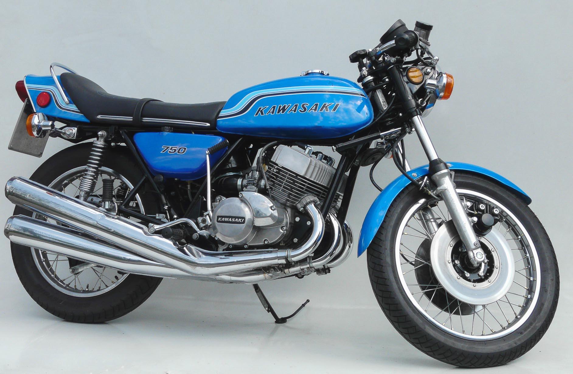 KAWASAKI 750 H2 (1972-1975)
