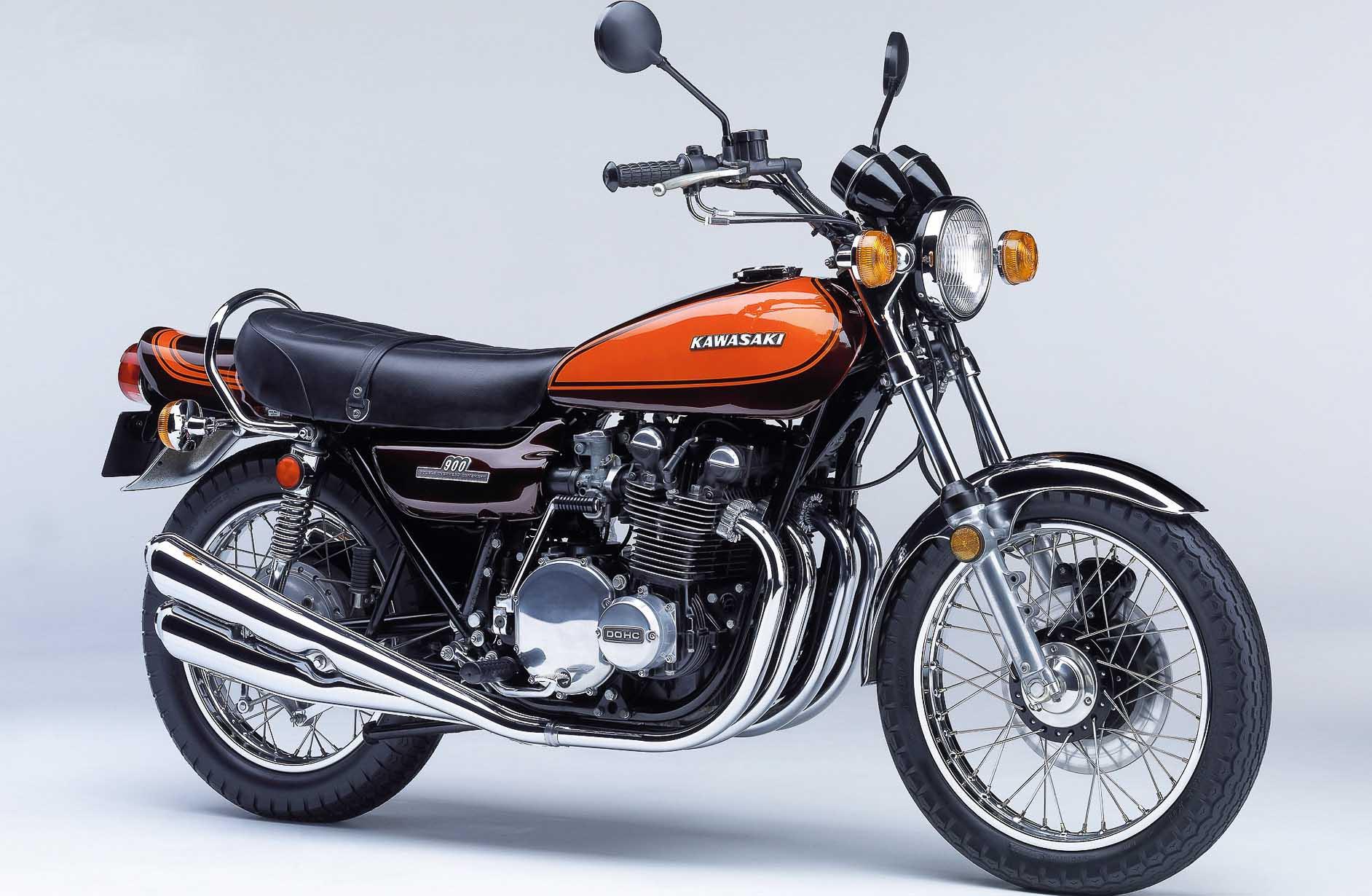 KAWASAKI 900 Z1 (1972-1976)